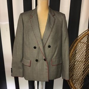 Vintage Wang's Fashion Blazer